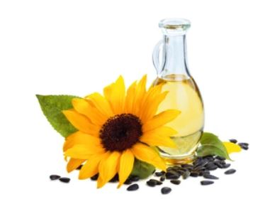 sunflower oil makes the perfect peanut oil substitute